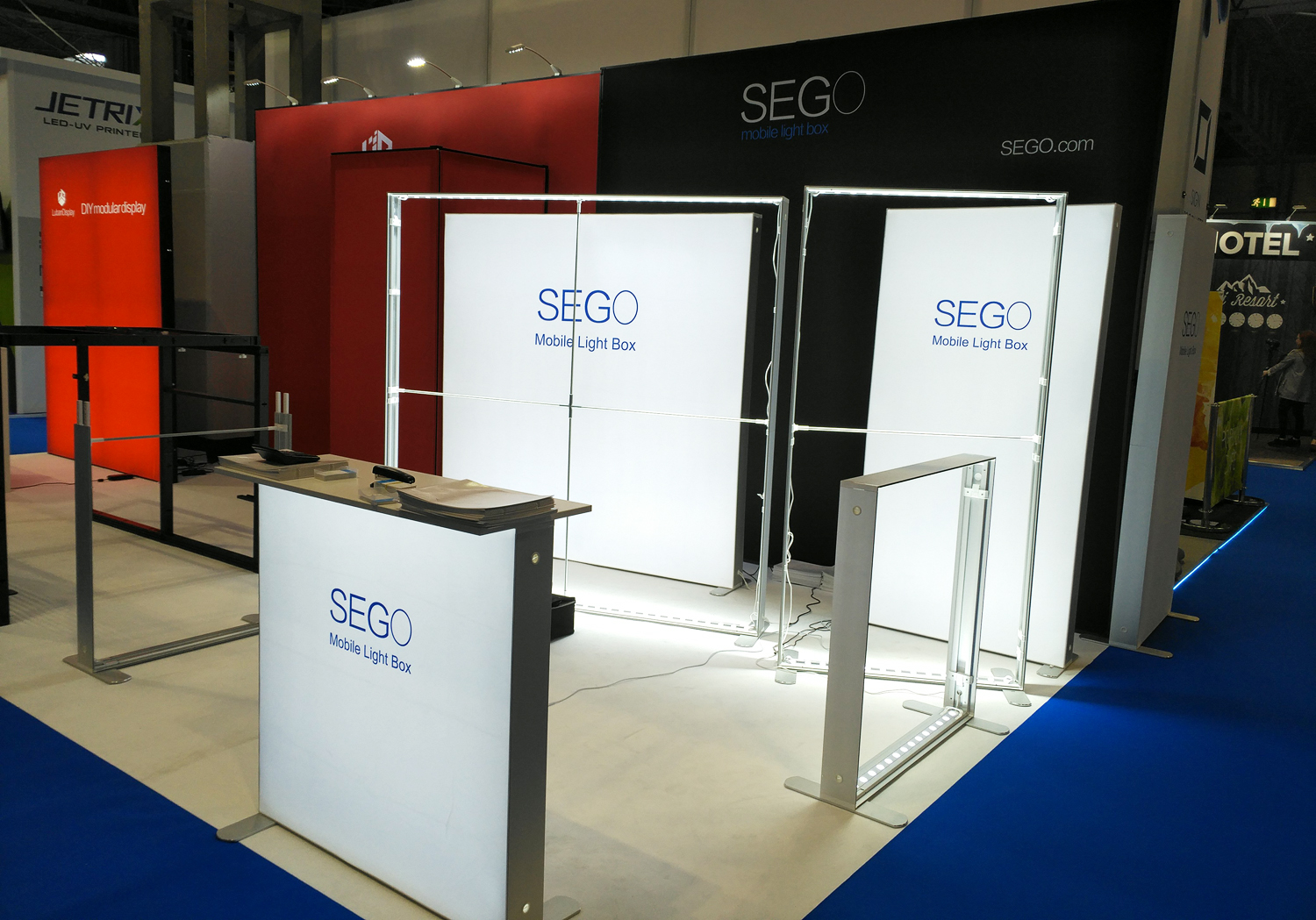 SEGO @ Sign UK 2019